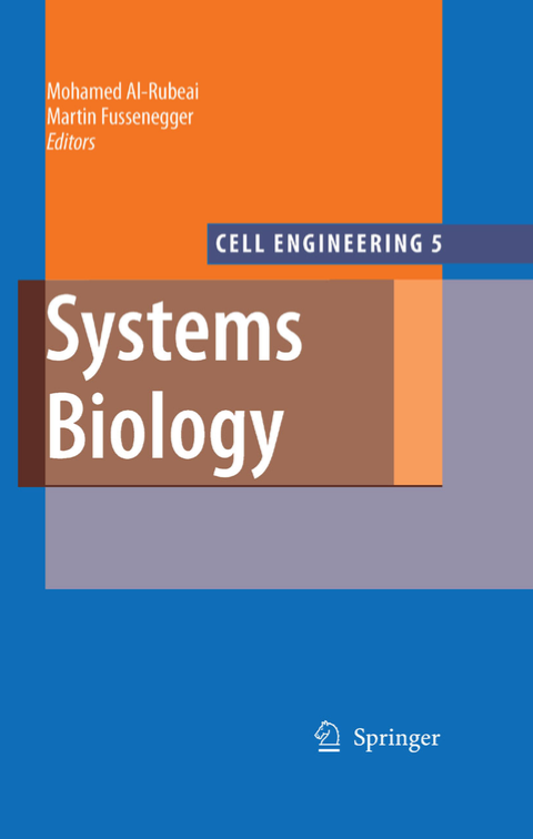 Chapter in Book Systems Biology